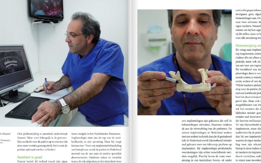 Implantologie: Alles in één hand